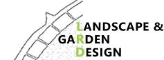 LRD Landscape Garden Design Logo